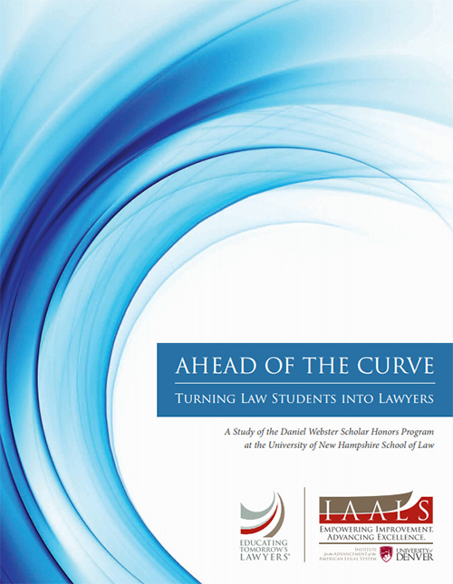 Ahead of the Curve: Turning Law Students into Lawyers