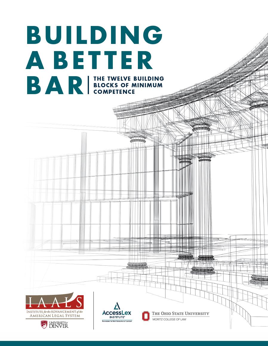 Building a Better Bar cover