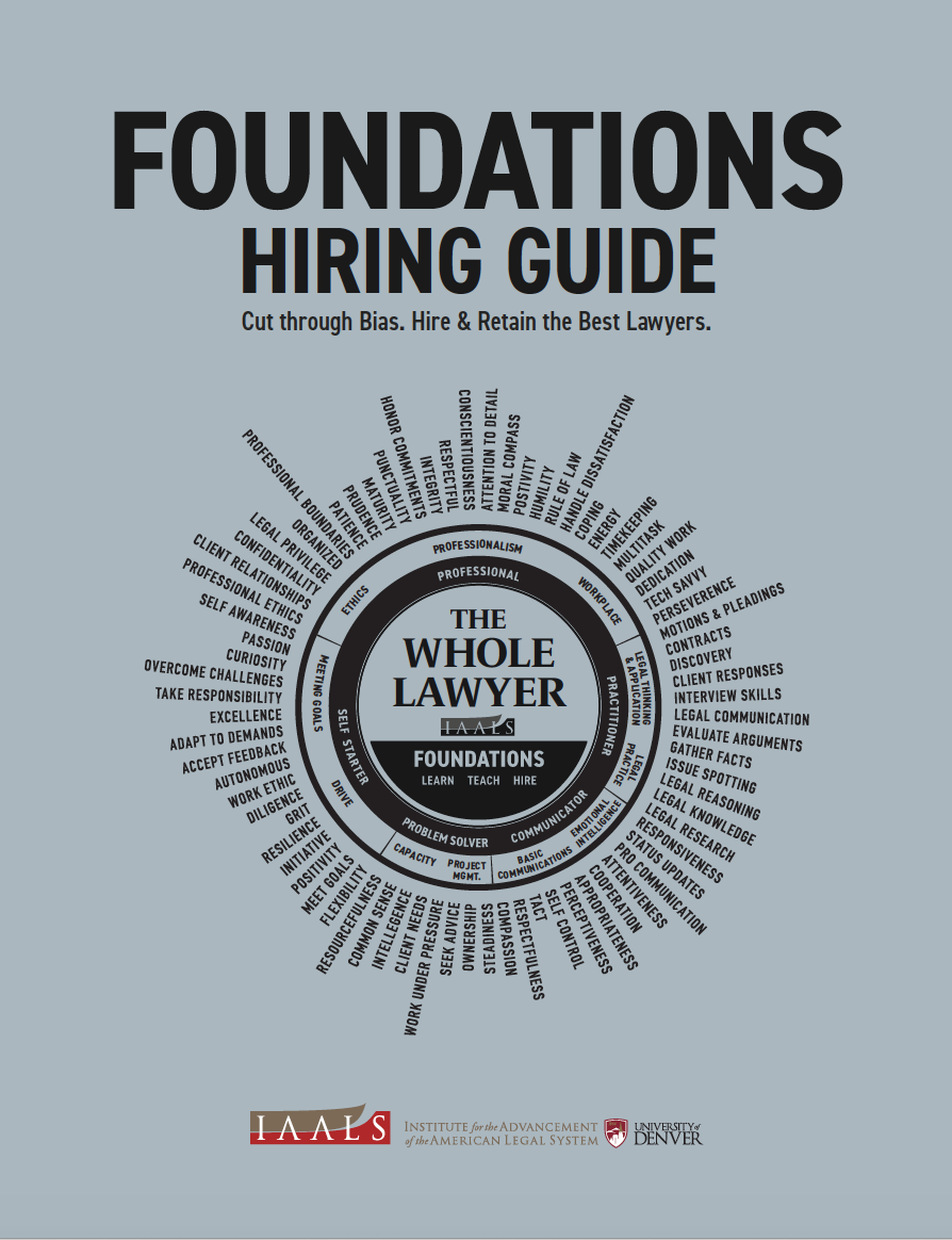 Foundations: Hiring Guide