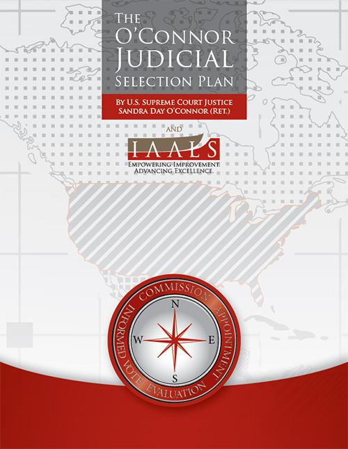 The O'Connor Judicial Selection Plan