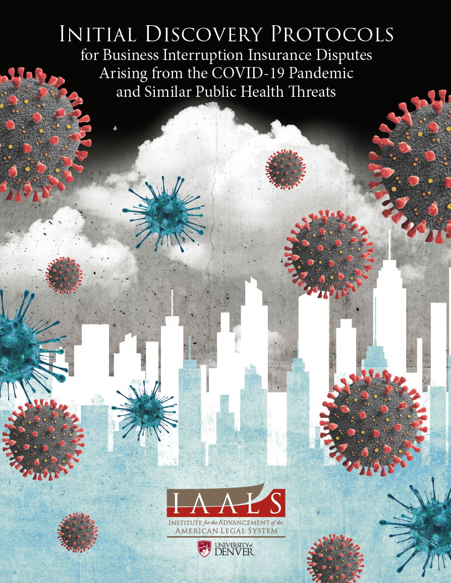 Pandemic Protocols cover