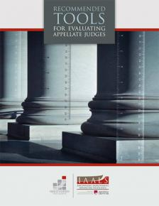 Recommended Tools for Evaluating Appellate Judges